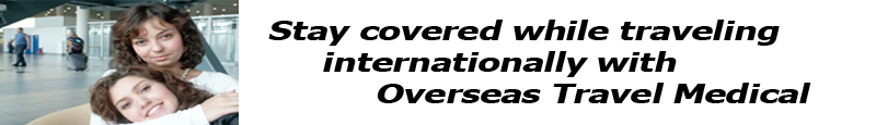 Overseas Travel Medical Insurance